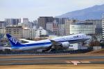 non-nonさんが、伊丹空港で撮影した全日空 787-9の航空フォト(写真)