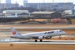 non-nonさんが、伊丹空港で撮影したジェイ・エア ERJ-190-100(ERJ-190STD)の航空フォト(写真)