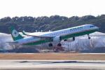 Wasawasa-isaoさんが、成田国際空港で撮影したエバー航空 A321-211の航空フォト(写真)