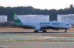 Wasawasa-isaoさんが、成田国際空港で撮影したエバー航空 787-9の航空フォト(写真)