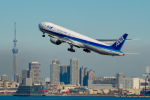 KAIHOさんが、羽田空港で撮影した全日空 777-381/ERの航空フォト(写真)