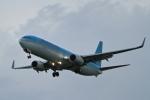 kaeru6006さんが、成田国際空港で撮影した大韓航空 737-9B5/ER の航空フォト(写真)