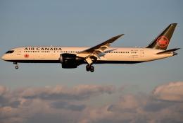 jun☆さんが、成田国際空港で撮影したエア・カナダ 787-9の航空フォト(写真)