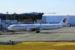 せせらぎさんが、静岡空港で撮影した中国東方航空 A321-211の航空フォト(写真)