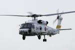 senyoさんが、下総航空基地で撮影した海上自衛隊 SH-60Jの航空フォト(写真)