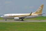 MOR1(新アカウント)さんが、静岡空港で撮影した全日空 737-781の航空フォト(写真)