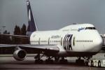 tassさんが、パリ シャルル・ド・ゴール国際空港で撮影したUTA 747-3B3Mの航空フォト(飛行機 写真・画像)