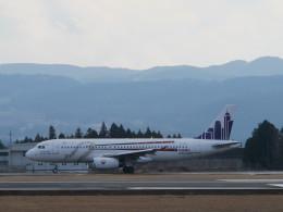 flyflygoさんが、熊本空港で撮影した香港エクスプレス A320-232の航空フォト(飛行機 写真・画像)