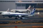 湖景さんが、羽田空港で撮影した全日空 777-381/ERの航空フォト(写真)