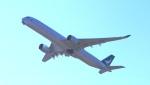 はまちのお寿司さんが、関西国際空港で撮影したキャセイパシフィック航空 A350-1041の航空フォト(写真)