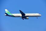 まいけるさんが、スワンナプーム国際空港で撮影したランメイ・エアラインズ A321-231の航空フォト(写真)