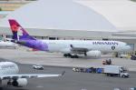 ITM58さんが、ダニエル・K・イノウエ国際空港で撮影したハワイアン航空 A330-243の航空フォト(写真)
