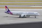 ITM58さんが、ダニエル・K・イノウエ国際空港で撮影したハワイアン航空 A321-271Nの航空フォト(写真)