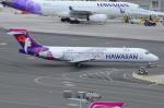 ITM58さんが、ダニエル・K・イノウエ国際空港で撮影したハワイアン航空 717-26Rの航空フォト(写真)