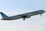 Wasawasa-isaoさんが、成田国際空港で撮影したエアプサン A321-231の航空フォト(写真)
