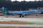 Wasawasa-isaoさんが、成田国際空港で撮影したエアソウル A321-231の航空フォト(写真)