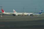 485k60さんが、羽田空港で撮影した日本航空 777-346の航空フォト(写真)