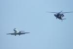 485k60さんが、岐阜基地で撮影した航空自衛隊 U-125A (BAe-125-800SM)の航空フォト(写真)