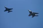 485k60さんが、岐阜基地で撮影した航空自衛隊 F-15J Eagleの航空フォト(写真)