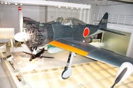 485k60さんが、台東区上野で撮影した日本海軍 Zero 21/A6M2の航空フォト(写真)