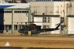 レガシィさんが、宇都宮飛行場で撮影したSUBARU Bell 412EPXの航空フォト(写真)