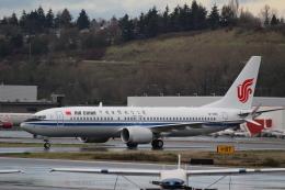 航空フォト:B-1180 中国国際航空 737 MAX 8