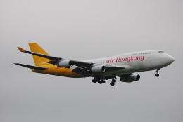 LEGACY-747さんが、成田国際空港で撮影したエアー・ホンコン 747-444(BCF)の航空フォト(写真)