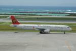 LEGACY-747さんが、那覇空港で撮影したトランスアジア航空 A321-131の航空フォト(写真)