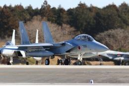 レガシィさんが、茨城空港で撮影した航空自衛隊 F-15DJ Eagleの航空フォト(写真)