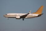 ケロさんが、成田国際空港で撮影した南山公務 737-7ZH BBJの航空フォト(写真)