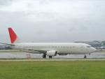 485k60さんが、福岡空港で撮影した日本トランスオーシャン航空 737-429の航空フォト(写真)