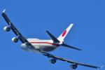 Orange linerさんが、羽田空港で撮影した航空自衛隊 747-47Cの航空フォト(写真)