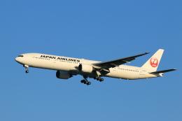 だびでさんが、羽田空港で撮影した日本航空 777-346の航空フォト(写真)