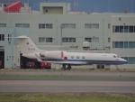 485k60さんが、福岡空港で撮影した航空自衛隊 U-4 Gulfstream IV (G-IV-MPA)の航空フォト(写真)