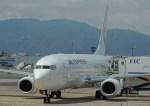 485k60さんが、福岡空港で撮影したJALエクスプレス 737-846の航空フォト(飛行機 写真・画像)