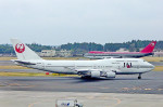 485k60さんが、成田国際空港で撮影した日本航空 747-446の航空フォト(写真)