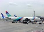 485k60さんが、羽田空港で撮影した日本エアシステム 777-289の航空フォト(飛行機 写真・画像)