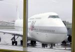 485k60さんが、福岡空港で撮影した日本航空 747-446Dの航空フォト(飛行機 写真・画像)
