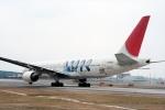 485k60さんが、福岡空港で撮影した日本航空 777-246の航空フォト(写真)
