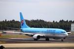 zero1さんが、成田国際空港で撮影した大韓航空 737-9B5の航空フォト(写真)