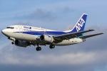 mototripさんが、福岡空港で撮影したANAウイングス 737-54Kの航空フォト(写真)