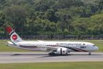 安芸あすかさんが、シンガポール・チャンギ国際空港で撮影したビーマン・バングラデシュ航空 787-8 Dreamlinerの航空フォト(写真)