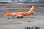 funi9280さんが、福岡空港で撮影したフジドリームエアラインズ ERJ-170-200 (ERJ-175STD)の航空フォト(写真)