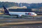 DVDさんが、成田国際空港で撮影したフェデックス・エクスプレス 767-3S2F/ERの航空フォト(写真)