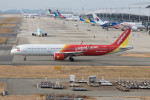Koenig117さんが、関西国際空港で撮影したベトジェットエア A321-271Nの航空フォト(写真)