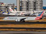 名無しの権兵衛さんが、羽田空港で撮影したアメリカン航空 787-9の航空フォト(写真)