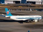 名無しの権兵衛さんが、羽田空港で撮影した中国南方航空 A330-323Xの航空フォト(写真)
