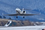 Dojalanaさんが、函館空港で撮影したShonzhen Funian Jet Aviation G350/G450の航空フォト(写真)