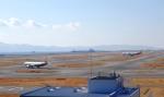はまちのお寿司さんが、関西国際空港で撮影したアシアナ航空 A321-231の航空フォト(写真)