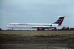 tassさんが、ロンドン・スタンステッド空港で撮影したクバーナ航空 Il-62Mの航空フォト(写真)